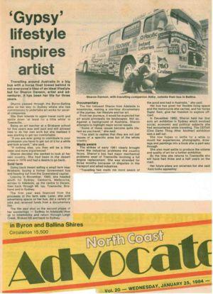 1984 - 1 Jan 25 - Ballina North Coast Advocate 1240x900
