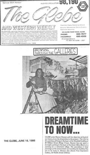 1986 - 6  June  18 - The Glebe 1240x900
