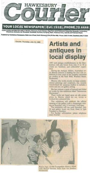 1989 - 7 July 13 - Hawkesbury Courier 1240x900