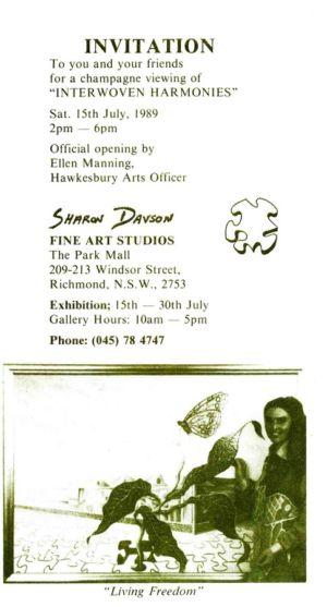 1989 - 7 July 15 -  Invite 1240x900