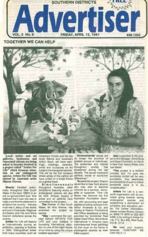 1991 - 4 Apr 12 - Southern Districts Advertiser 1240x900