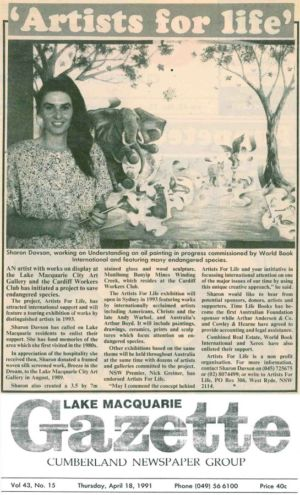 1991 - 4 Apr 18 - Lake Macquarie Gazette 1240x900