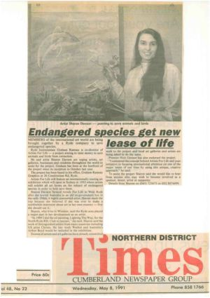 1991 - 5 May 8 - Northern District Times 1240x900