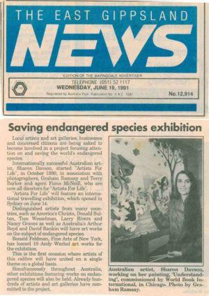 1991 - 6 June 19 - The East Gippsland News  1240x900