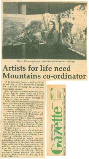 1991 - 7 July 17 - Blue Mountains Gazette 1240x900