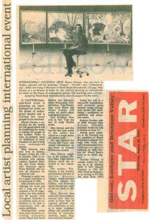 1991 - 8 Aug 28 - Gatton Lockyer And Brisbane Vally News 1240x900