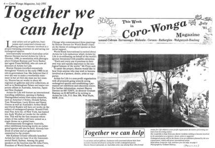 1991 7jul - Coro-wonga Magazine 1240x900