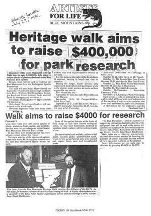 1992 - 7 July 29 - The Blue Mountian Gazette 1240x900