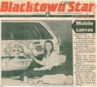 1992 - 7 July 7 - Blacktown Star 1240x900
