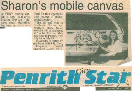 1992 - 7 July 7 - Penrith Star 1240x900