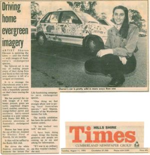 1992 - 8 Aug 11 - Hills Shire Times 1240x900