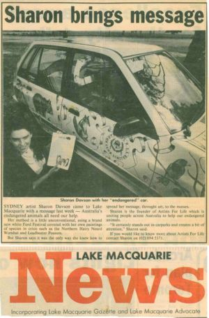 1992 - Lake Macquaire News 1240x900