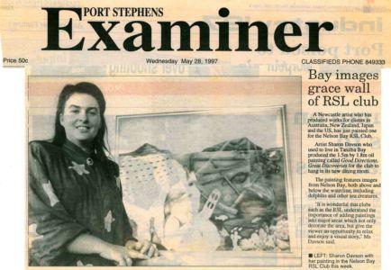 1997 - 5 May 28 - Port Stephens Examiner 1240x900