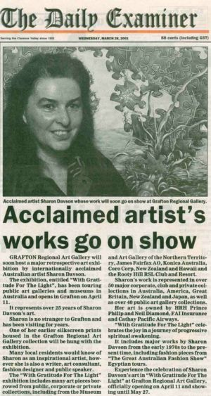 2001 - 3 Mar 26 - The Daily Examiner 1240x900