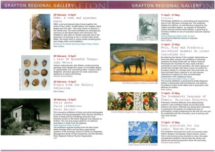 2001 - Grafton Regional Art Gallery 1240x900