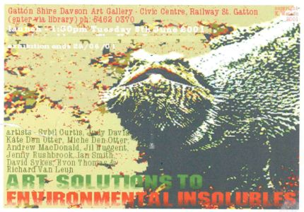 2001 Art Solutions To Enviromental Insolubles 1240x900