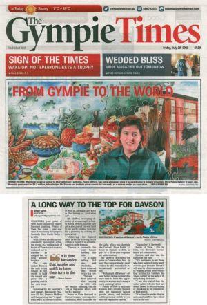 2012 - 7 Jul 20 - Gympie Times 1240x900