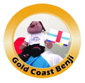 2014 Gold Coast Benji unconditional love