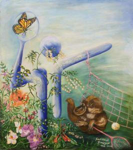 Art - Grand Slam Dreaming Platypus 1240x900