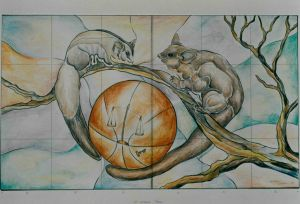 NSW Basketball Association 2 - Concept Drawing